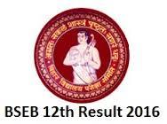 Bihar BSEB Inter Results 2018