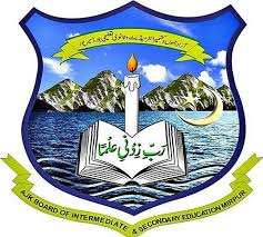 BISE AJK SSC Submission Schedule Annual Exams 2018