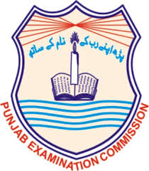 PEC Jhelum Board 8th Class Date Sheet 2018