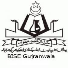 Gujranwala Board HSSC Part Fee Schedule Annual Exams 2018