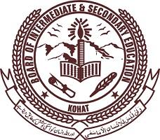 BISE Kohat SSC Part 1 Result 2017