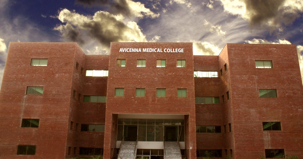 Avicenna Medical College Admission 2017