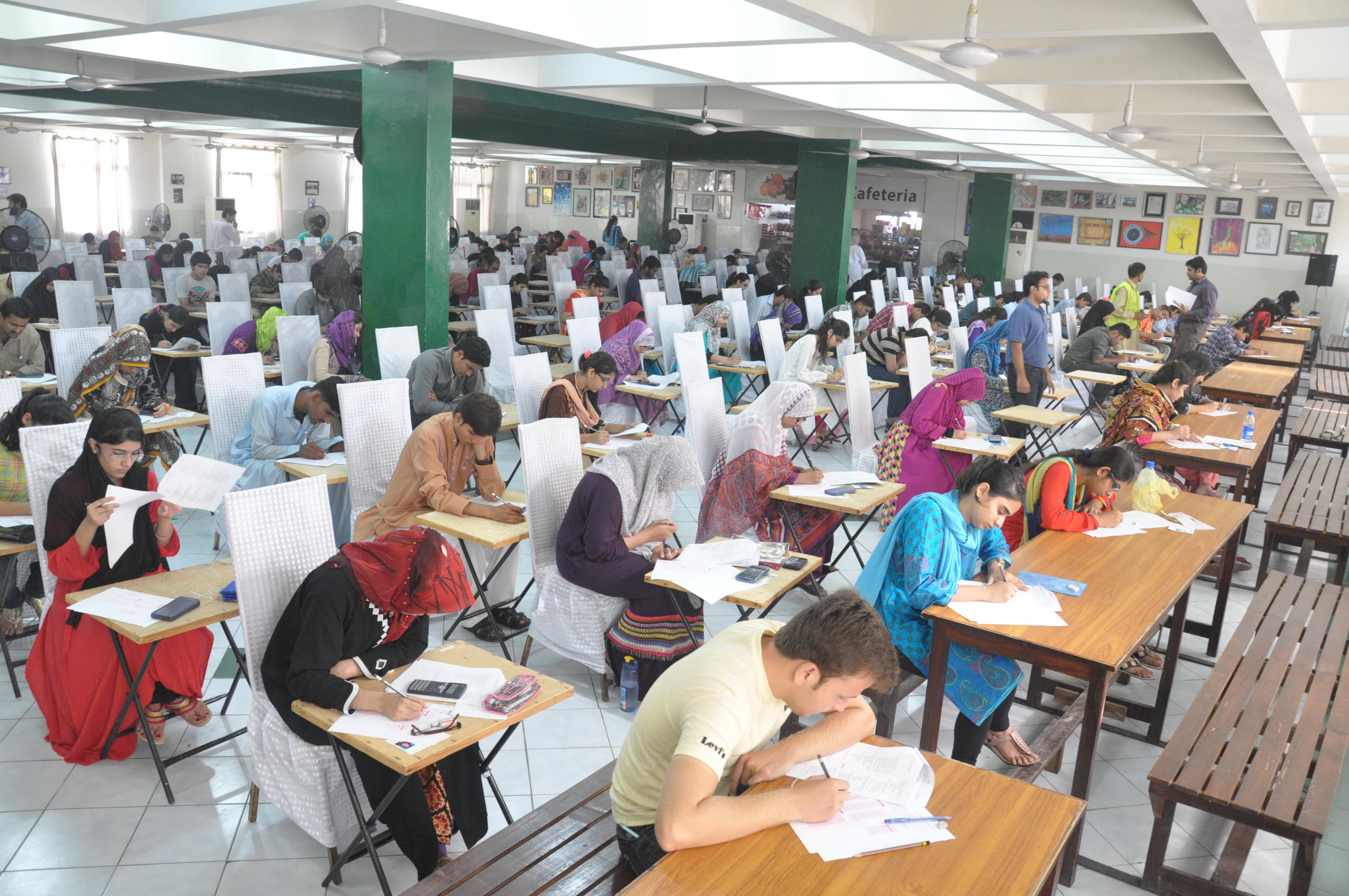 Medical Entry Test New Date 2017 UHS MBBS & BDS