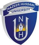 NHU Karachi Admission 2017