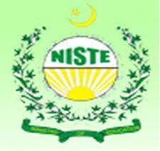 NISTE Karachi Admission 2017