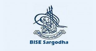 BISE Sargodha 9th & 10th Roll Number Slips 2018