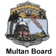 BISE Multan SSC Roll Number Slips 2018