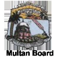 Multan Board FA/FSc Roll No Slips 2018 Online