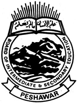 Peshawar Board FA/FSc Roll No Slips 2018