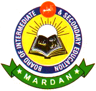 Mardan Board Revised SSC Part 1 Admission Schedule