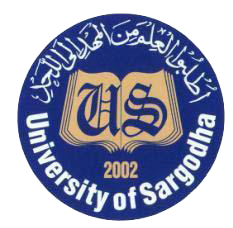 UoS BBA, MBA, BS 3rd term Date Sheet 2018
