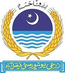 UAF Faisalabad Winter Semester Admission 2018-19