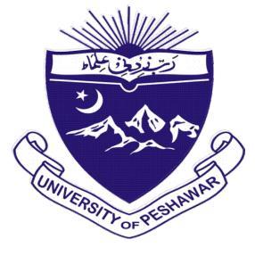 Peshawar University BA/BSc & B.Th Schedule Annual Exams 2020