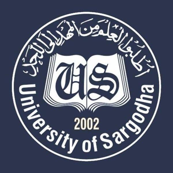 Sargodha University BA/BSc 1st Annual Exams 2020 Schedule