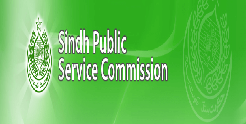 Sindh Public Service Commission SPSC Jobs 2020