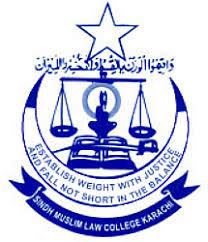 Sindh Muslim Govt Law College LLB Admissions 2020