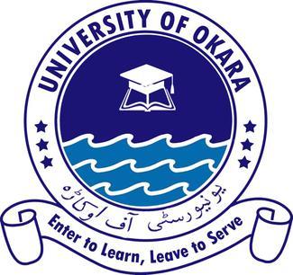 University of Okara BS MSc MPhil Admissions 2020