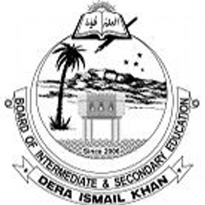 DI Khan Board SSC-II Annual Exams Result 2021