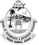DI Khan Board HSSC-II Annual Exams Result 2021