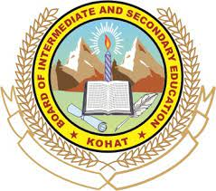 BISE Kohat Inter-II Result 2021 Annual Exams