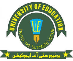 University of Education BS BEd BBA MS PhD Admissions 2021